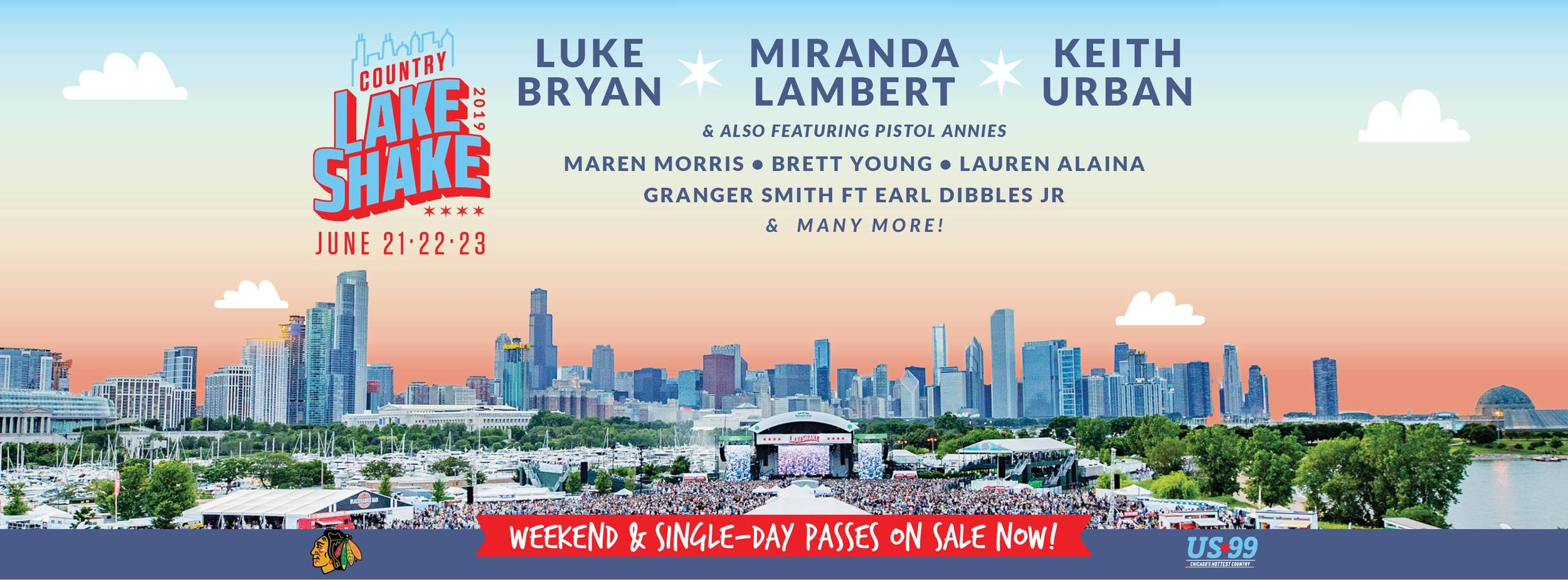 Country Music Festivals in Chicago
