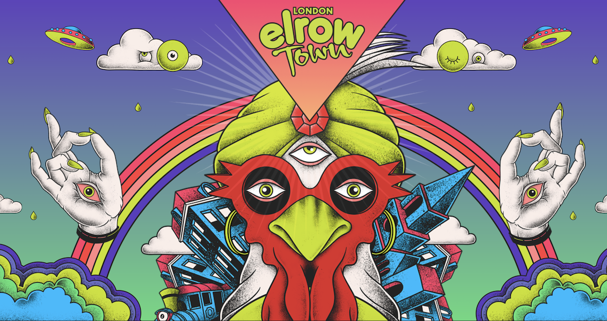 Elrow Town London Festival 2021