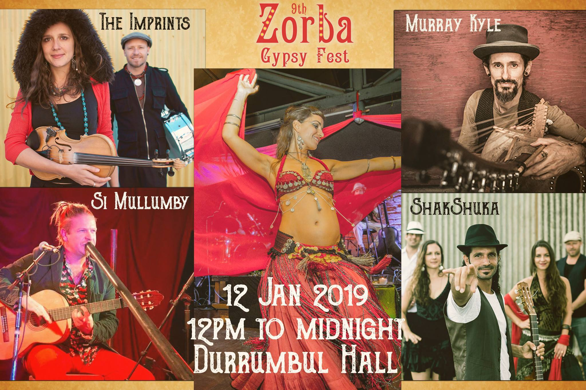 Gypsy Fest Byron Bay 2020