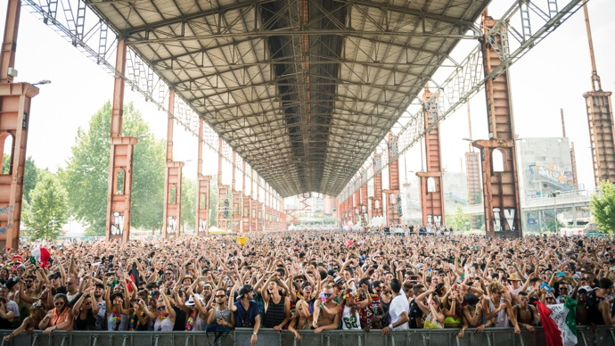 Kappa Futur Techno Festival Italy 2022Kappa Futur Techno Festival Italy 2022