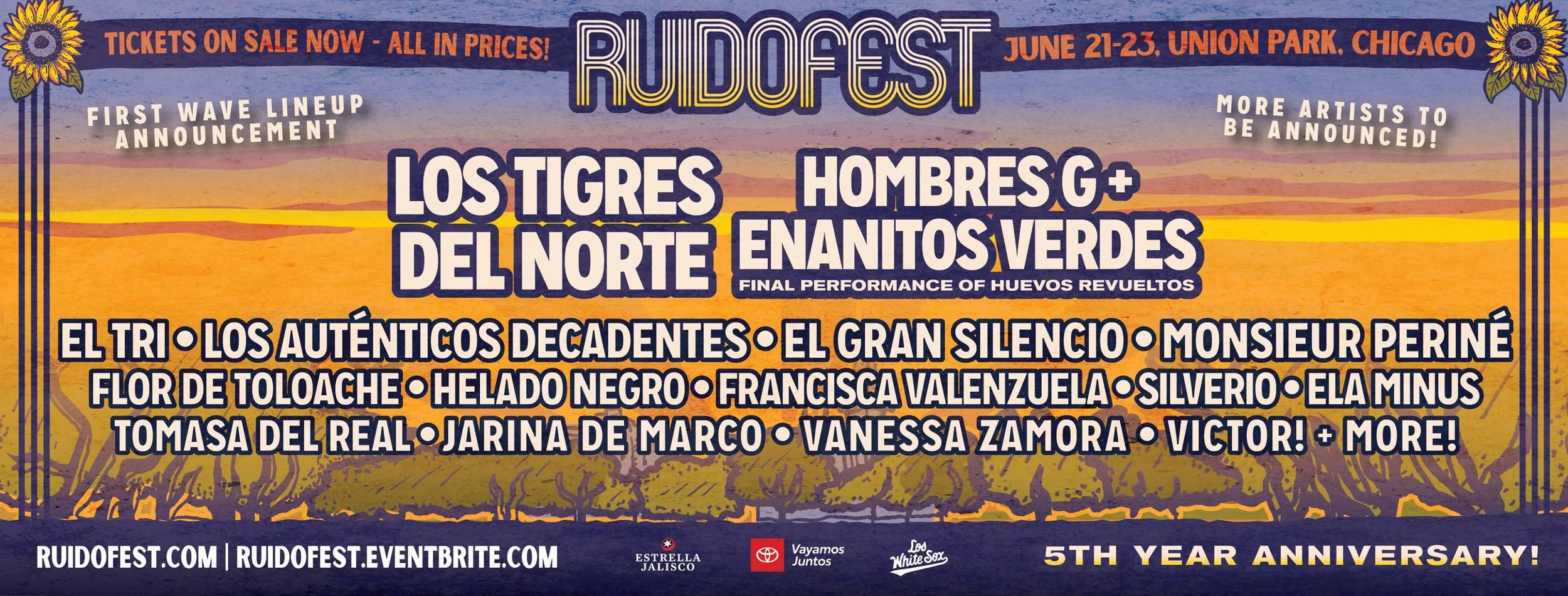 Latin Music Festivals Chicago