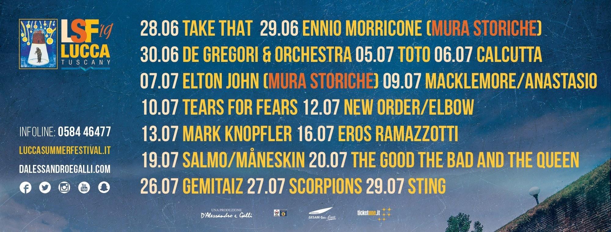 Italy Festivals 2019