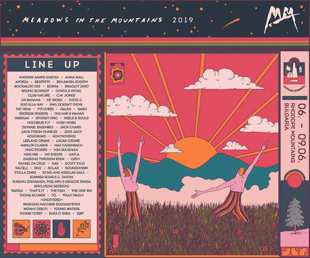 Meadow In the Mountains Techno Festivals Europe