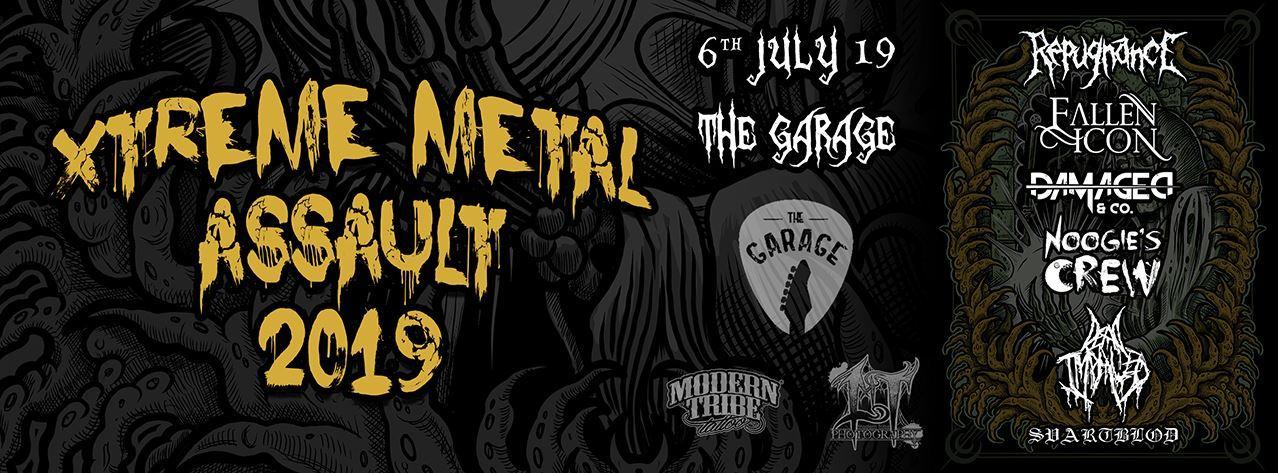 Metal Assault Festival Malta 2019