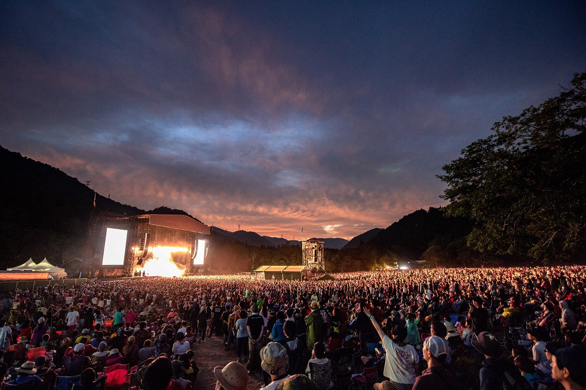 Music Festivals in Japan