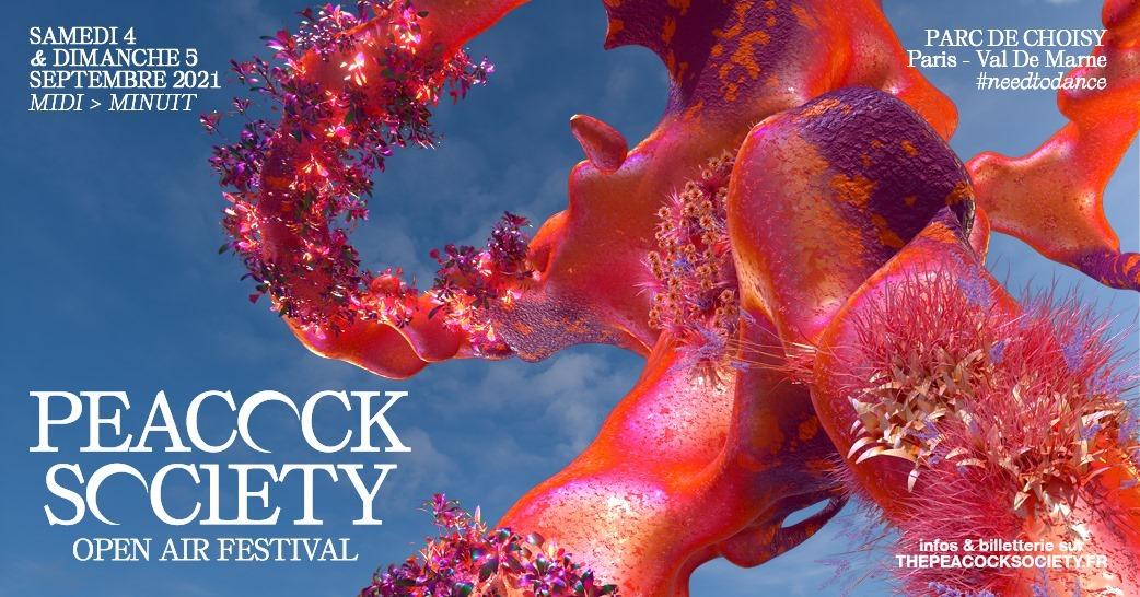 Peacock Society Open Air Techno Festival 2021