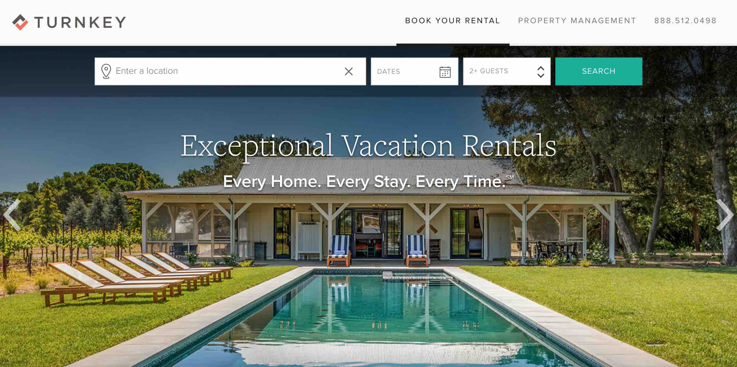 Similar Websites to Airbnb