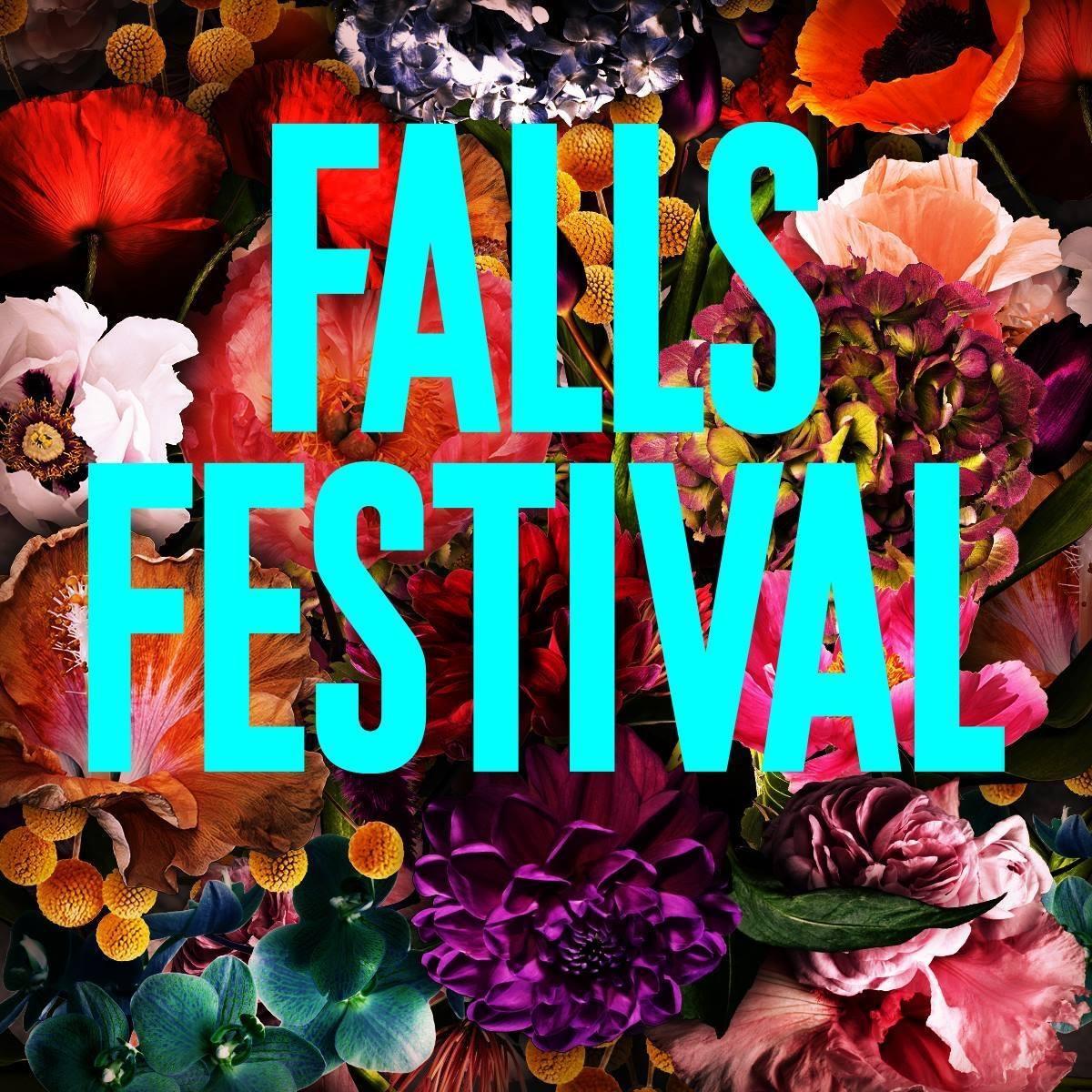 falls festival melbourne