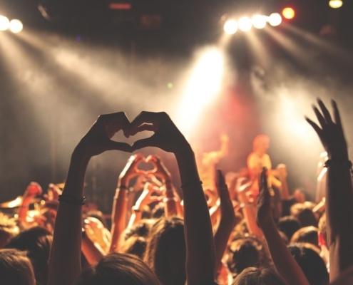 Music Festivals Michigan