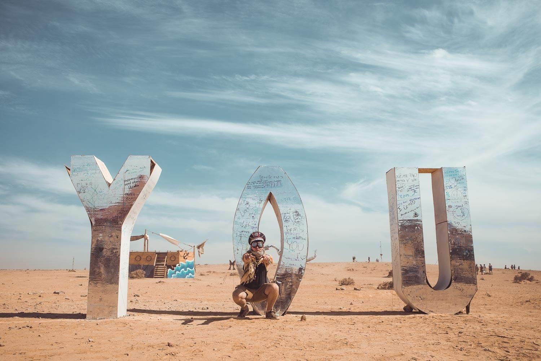 Burning Man Clothing