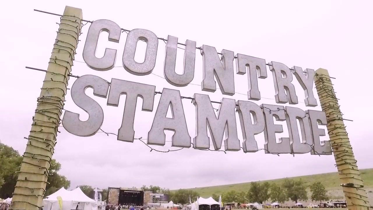 COuntry Stampede Music Festival