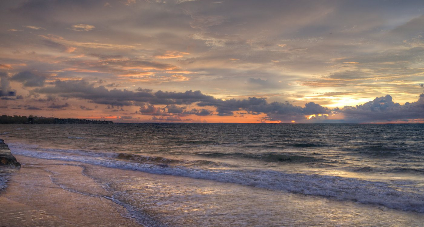 Casuarina Beach Sri Lanka