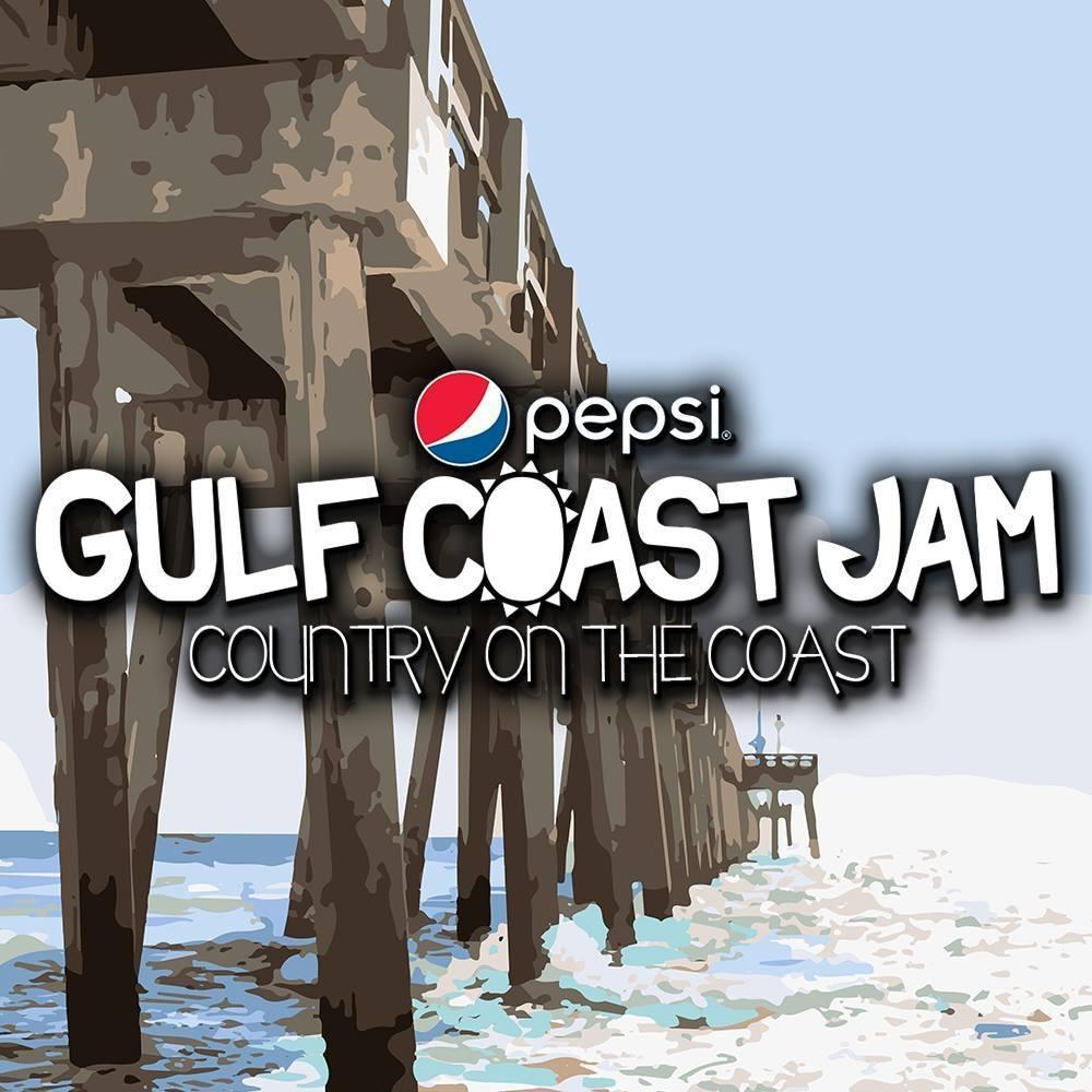 Gulf Coast Jam Country Music Festival Florida
