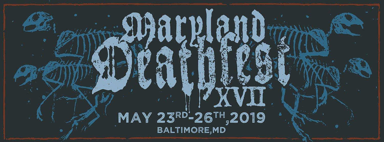 Maryland Death Fest Metal Festival 2019