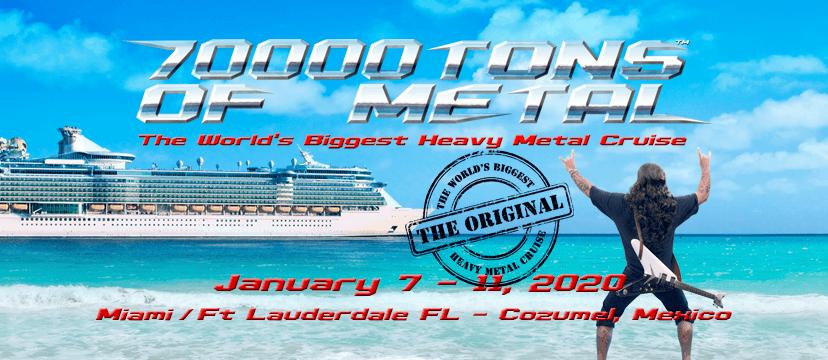 Metal Festival Cruise