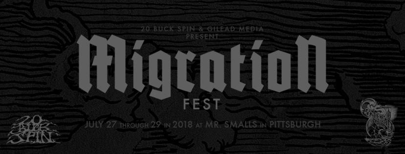 Migration Festival Metal 2019