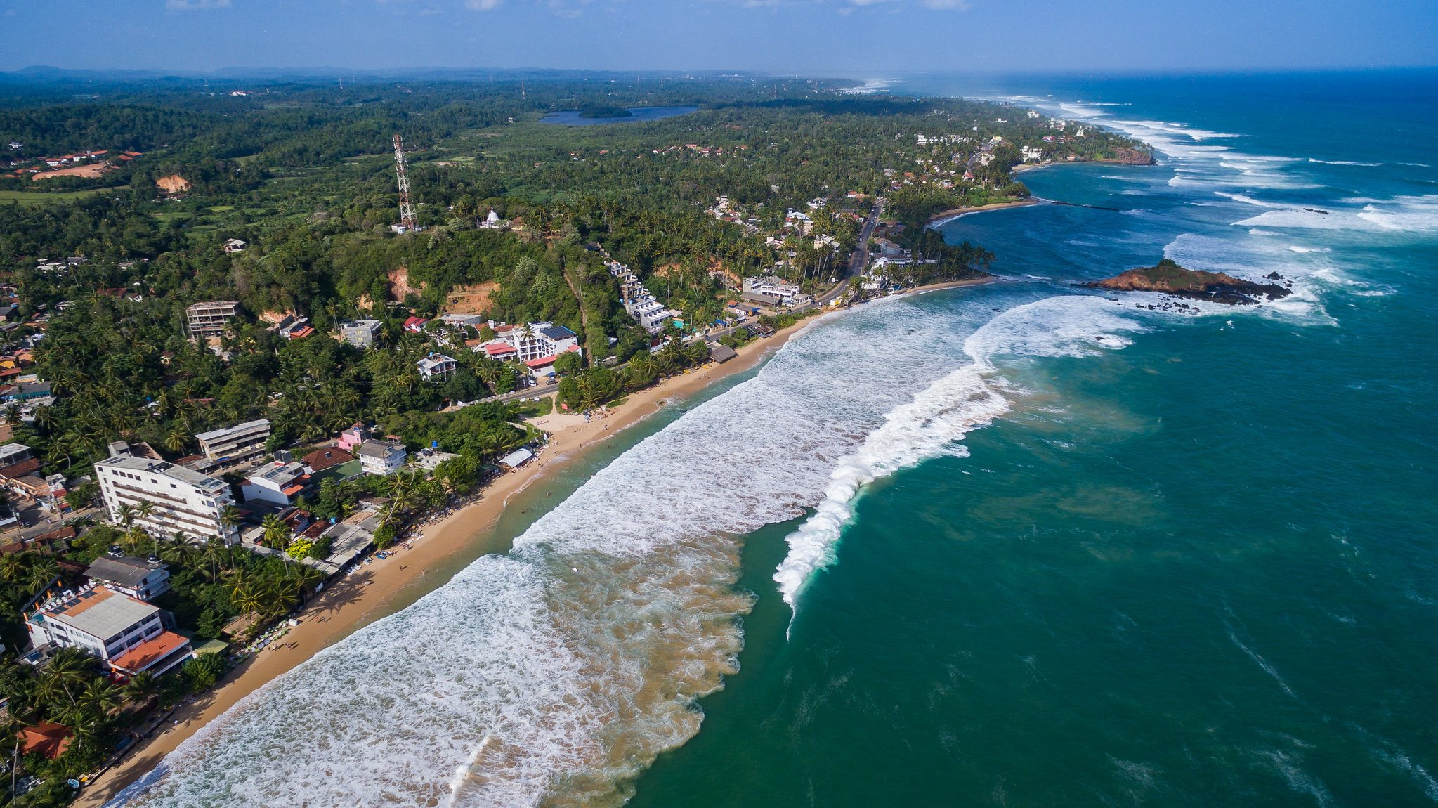 Best Beaches in Sri Lanka, Mirissa Beach