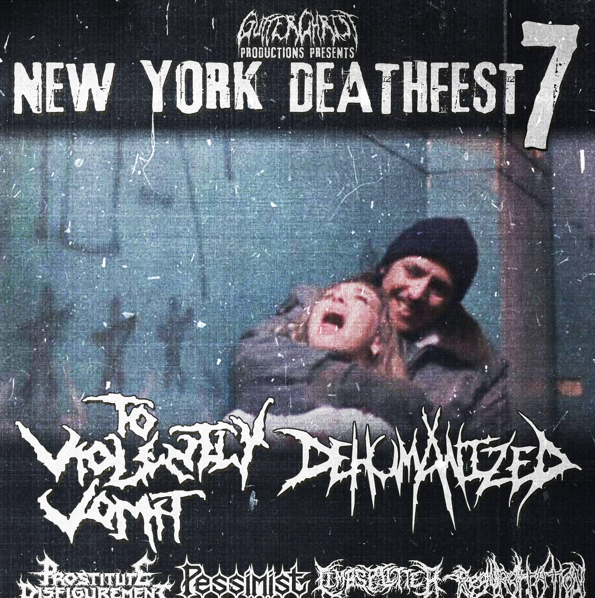 New York Death Fest Metal Festival