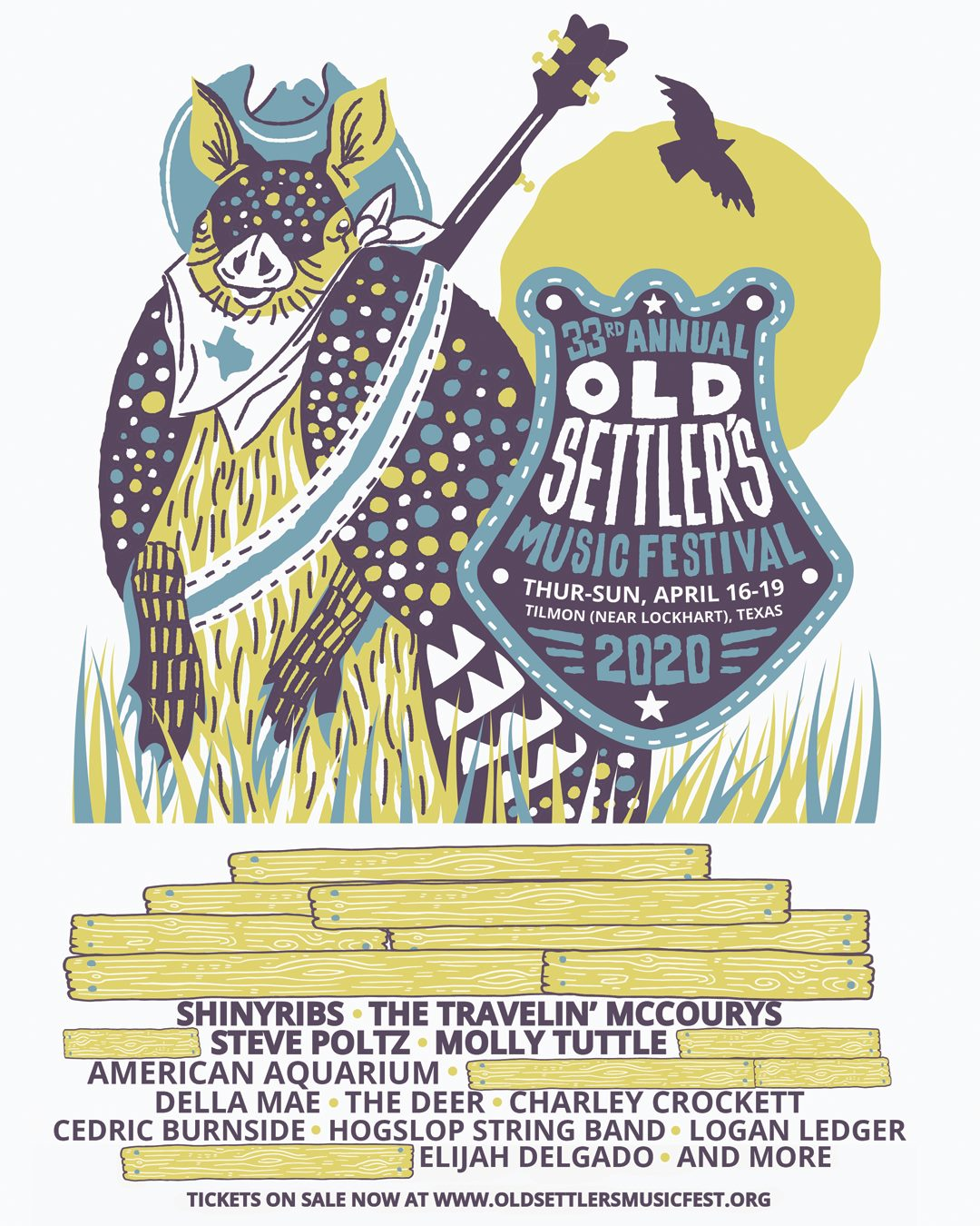 Old Settlers Country Music Festival 2020 - Best USA Country Music Festivals