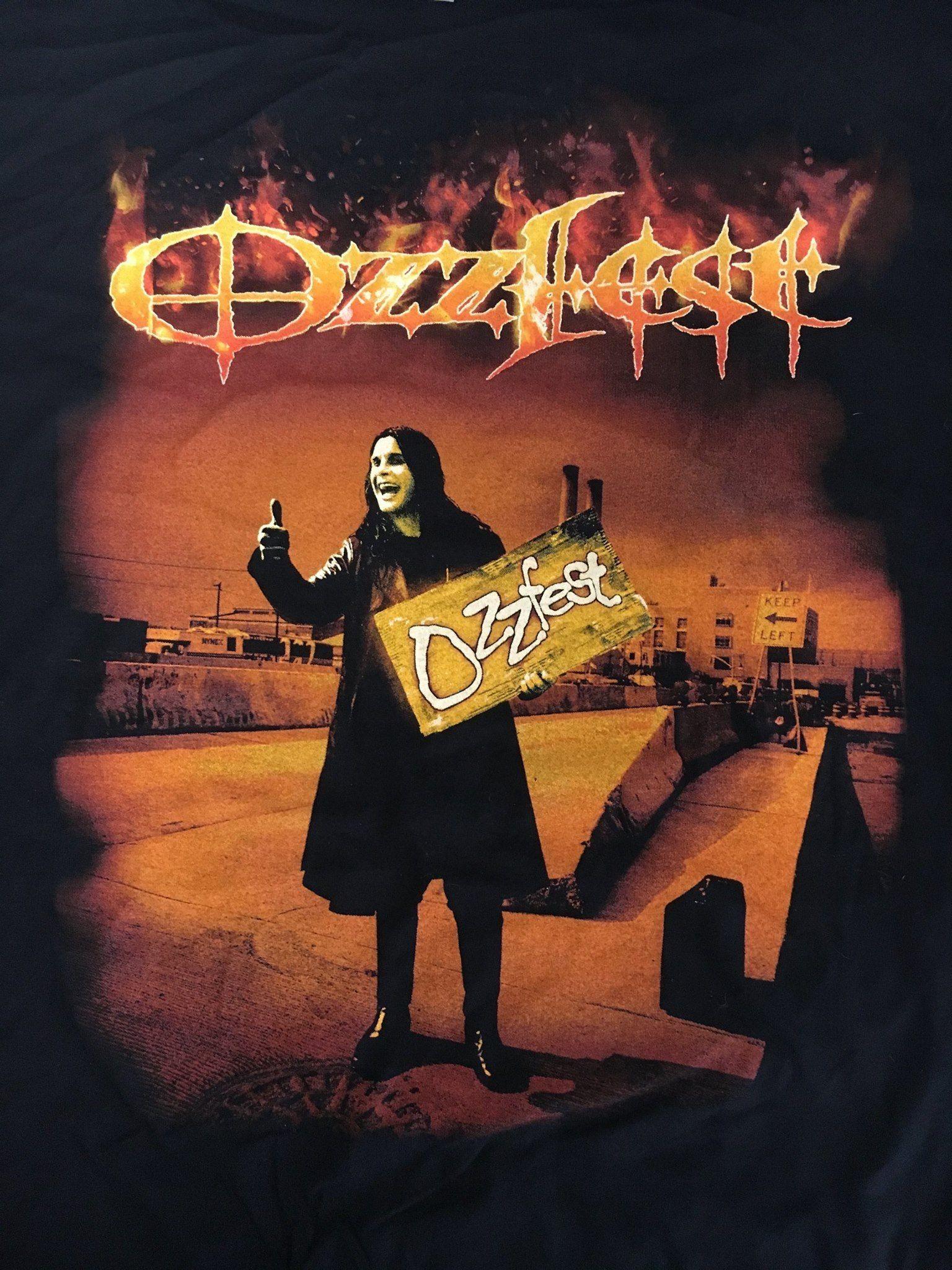 Ozzfest Metal Festival 2019