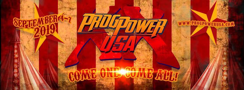 Prog Power Metal Festivals
