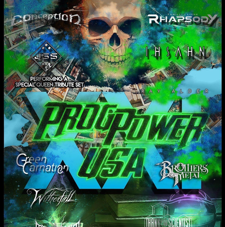 ProgPower USA Metal Festival 2022