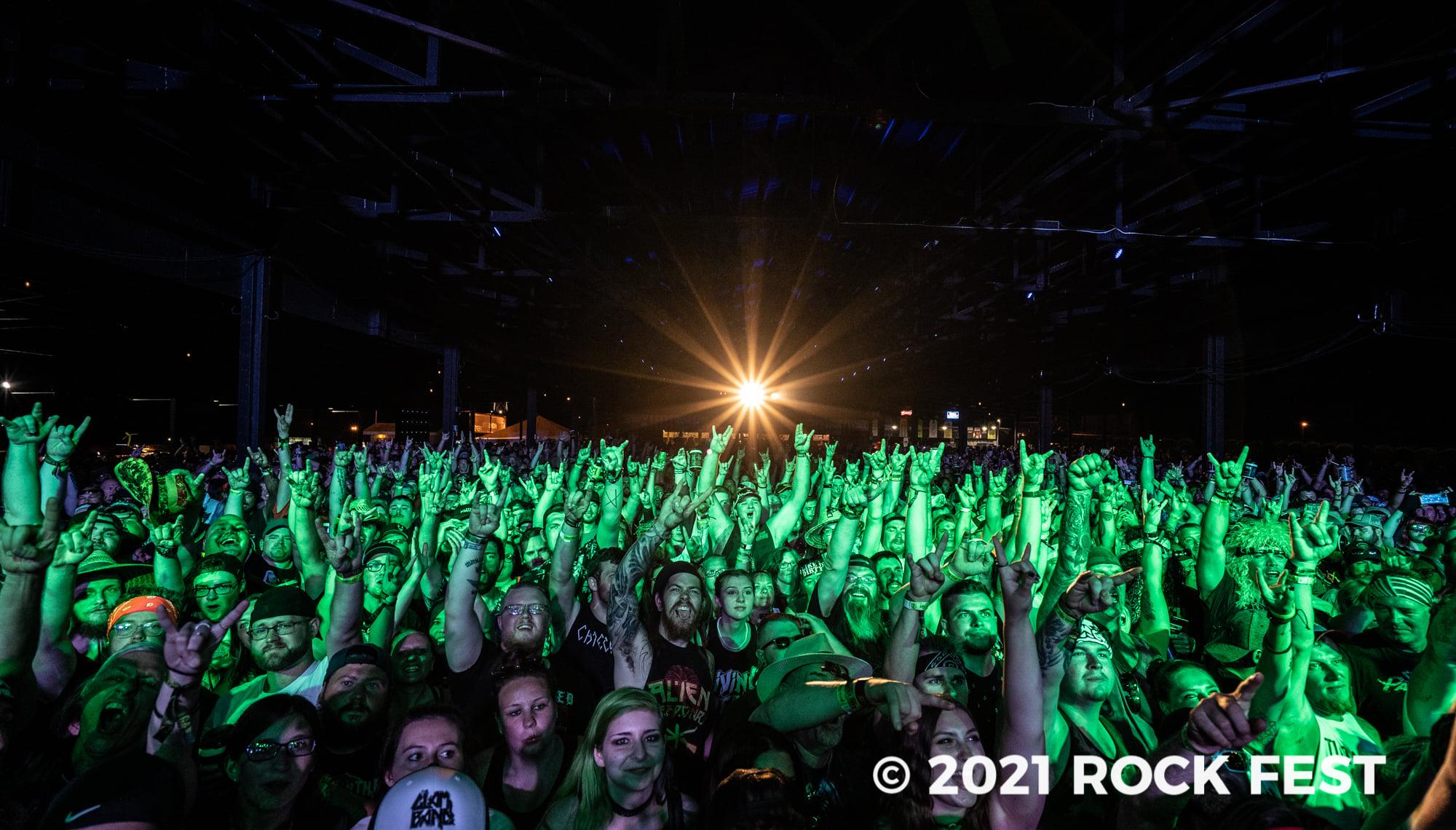Rock Fest 2022 Metal Festival
