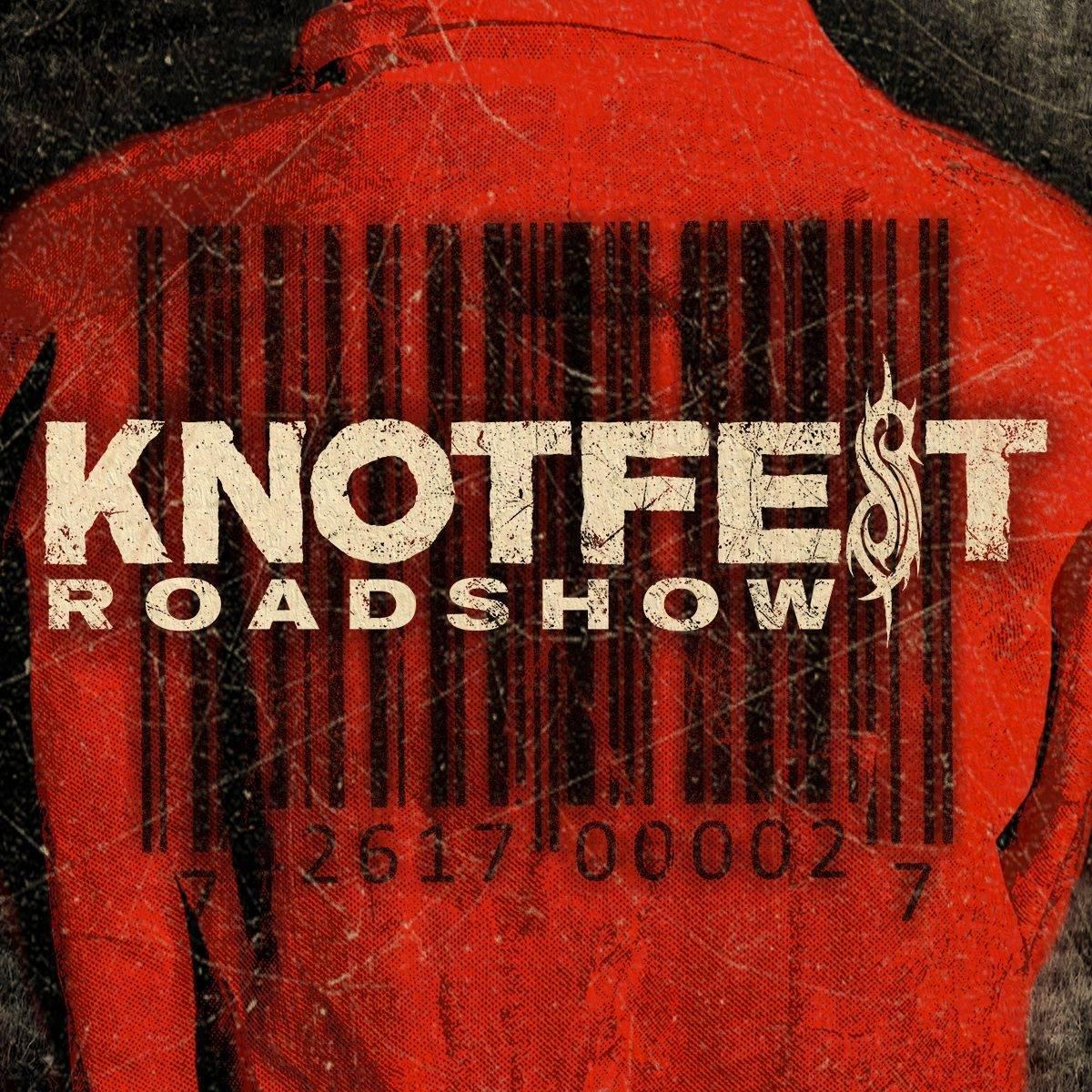 Slipknot Metal Roadshow Festival