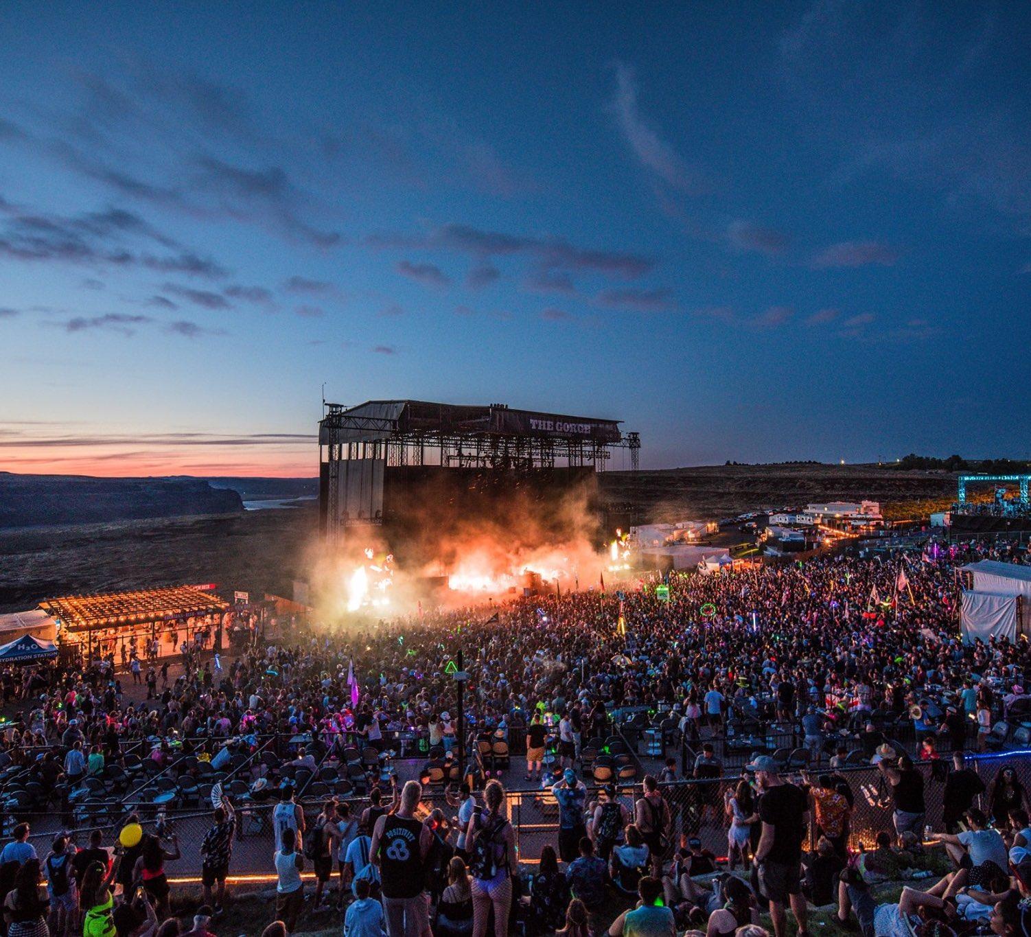 Above & Beyond Weekender - Best EDM Rave Festivals Washington 2021