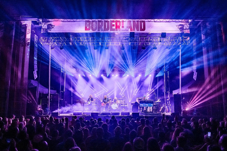 Borderland Music Festival New York 2021