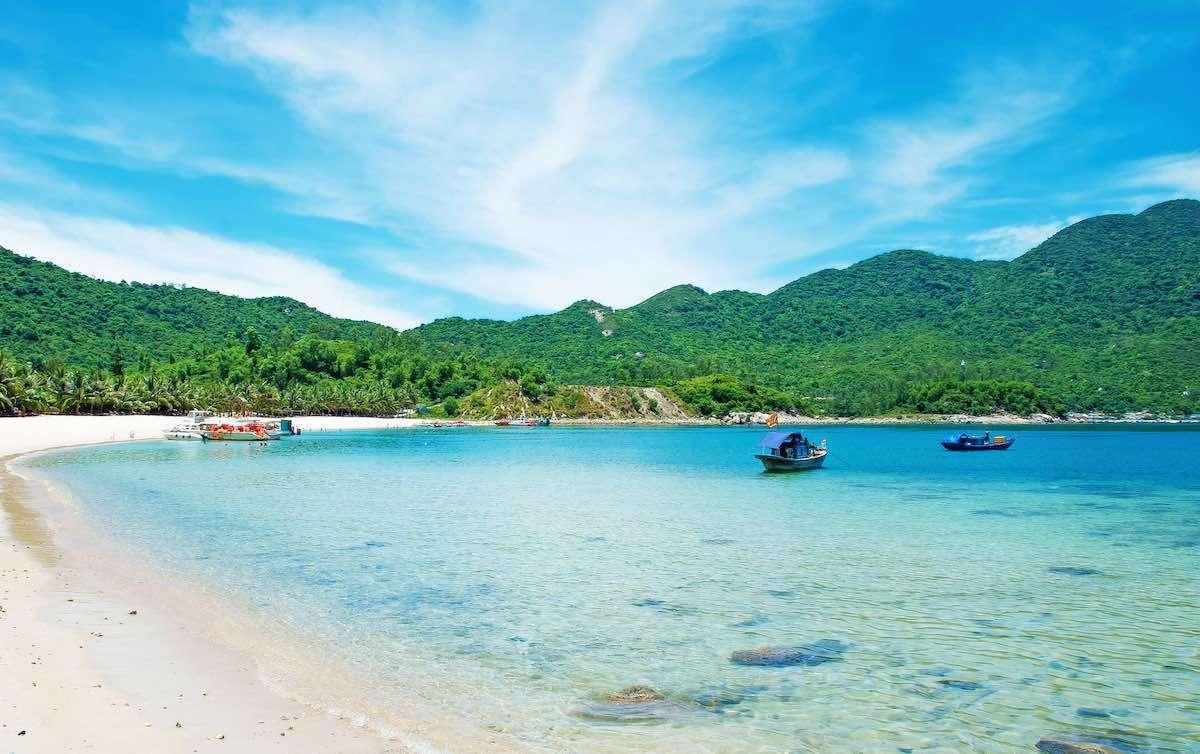 Vietnamese Beaches, Cham Islands