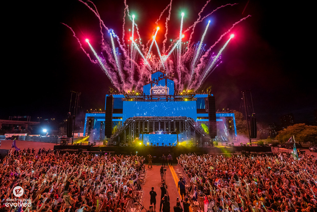 Electric Zoo - New York Electronic Music Festival 2021