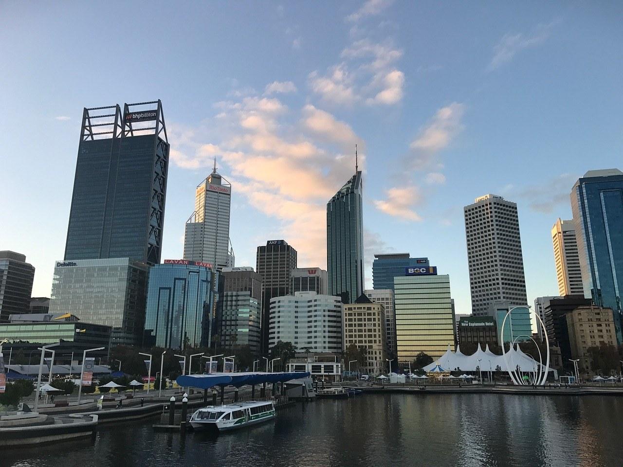 Elizabeth Quay, Perth Itinerary One Week