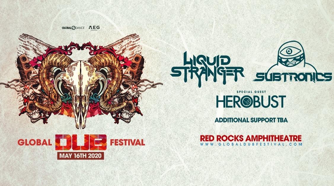 Global Dub - Colorado EDM Festivals 2020
