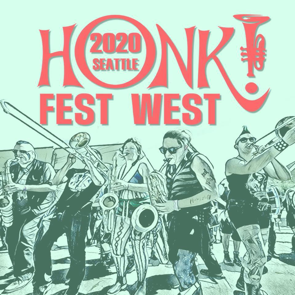Honk Fest - Seattle Washington Festivals 2020