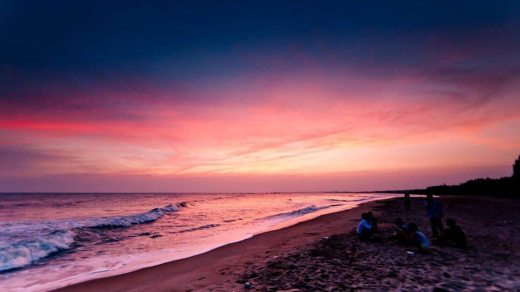 La Gi Beach Vietnam