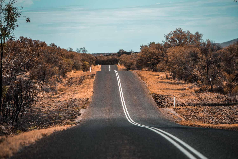 Australia Outback Itinerary