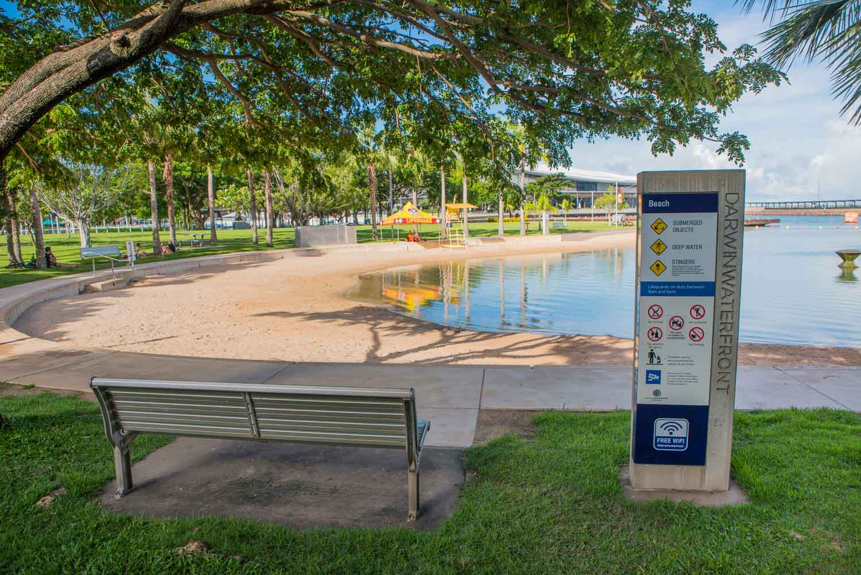 Northern Territory Outback Itinerary - Darwin, Australia 017121
