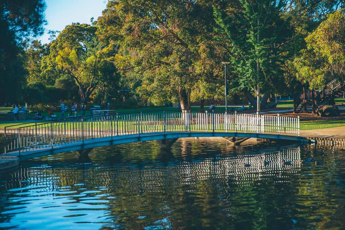Perth Itinerary - Kings Park