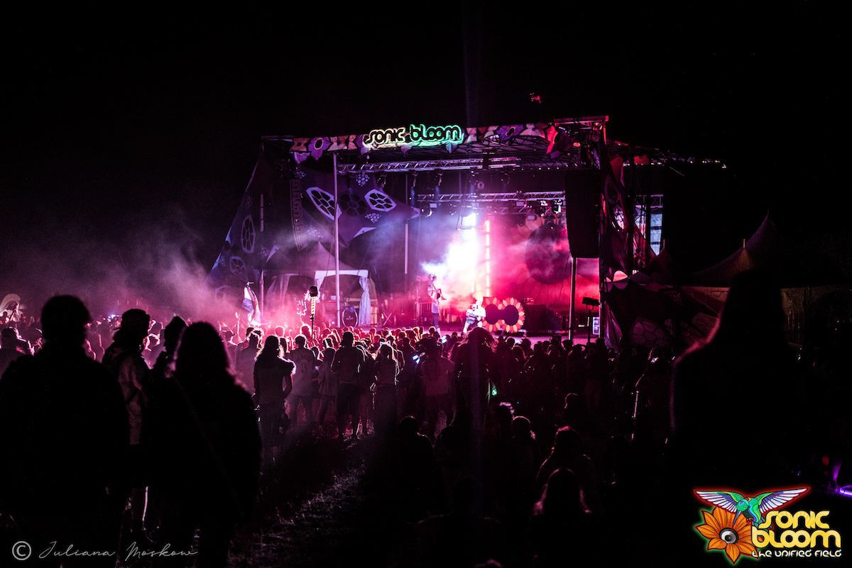 Sonic Bloom - Colorado Music Festivals 2020