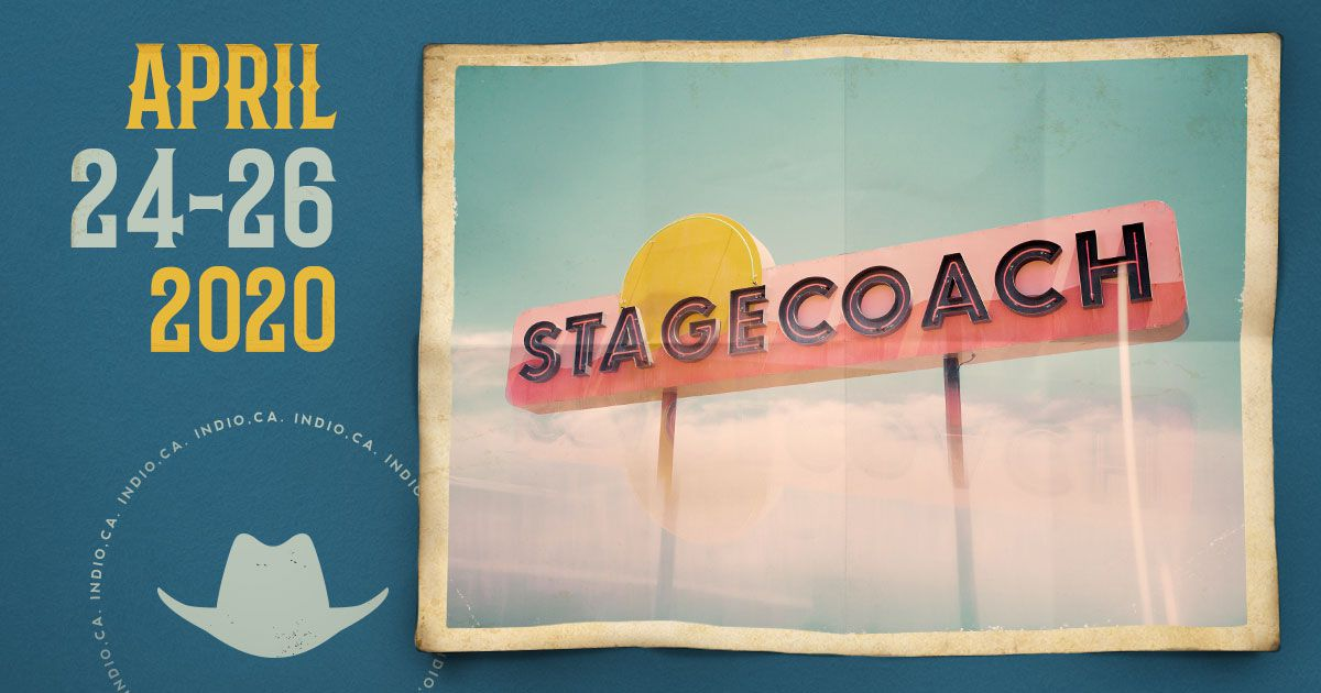 StageCoach - California Country Music Festivals 2020