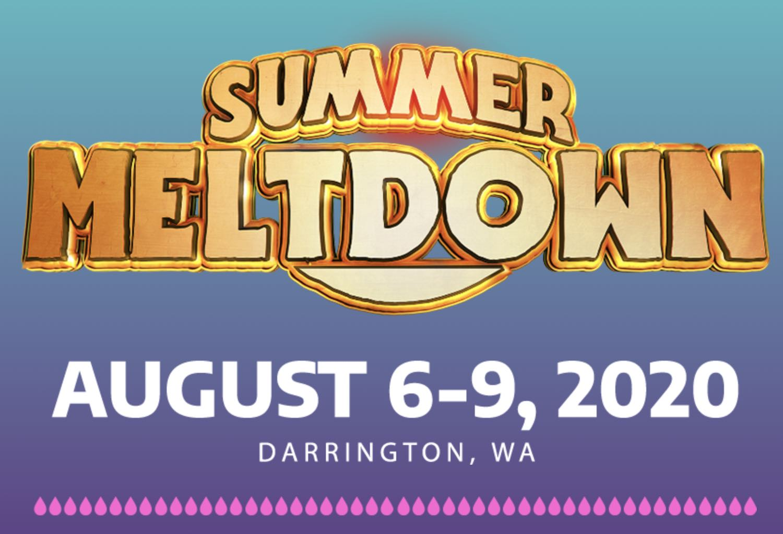 Summer Meltdown - Washington Music Festivals 2020
