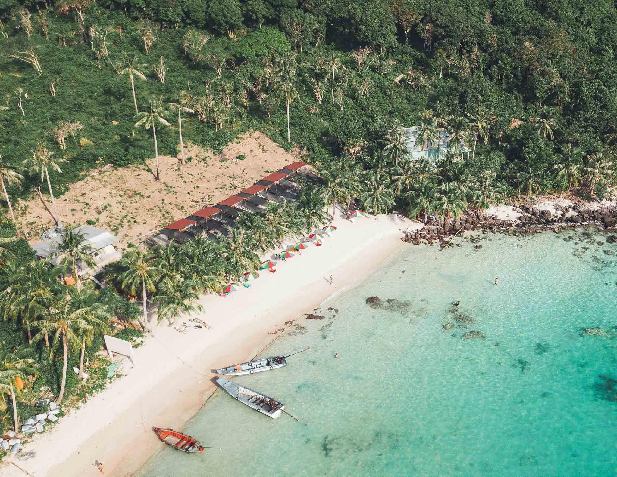 Vietnam Island Hopping Beaches