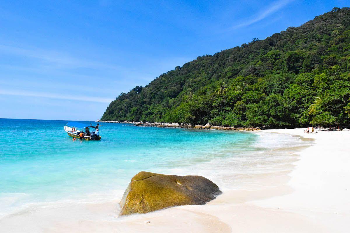 pulau perhentian kecil snorkeling