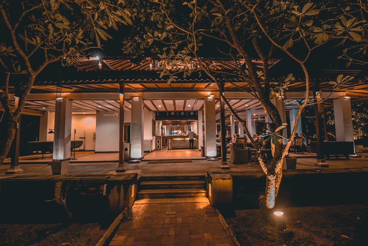 5 star hotels in sri lanka - cinnamon lodge habarana