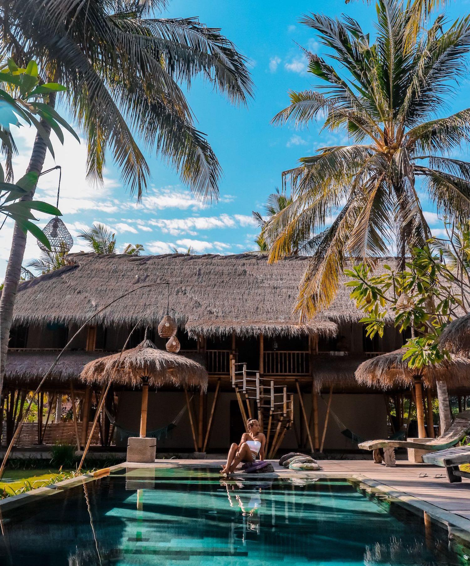 Airbnb Villa Gili Trawangan - Bes things to do on Gil iT 2020