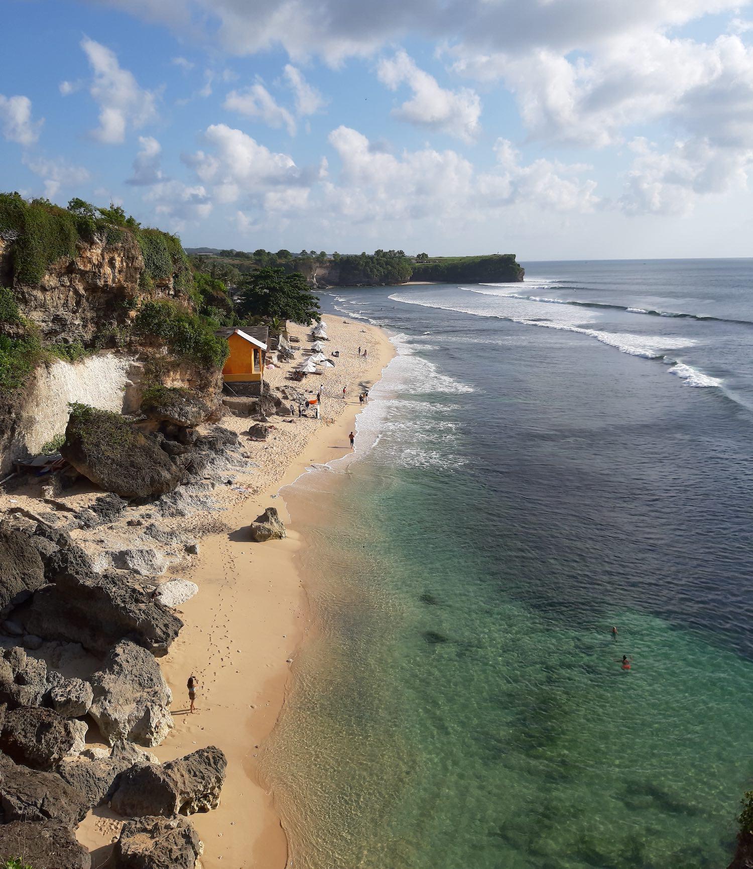 Balangan Beach, Uluwatu Things To Do
