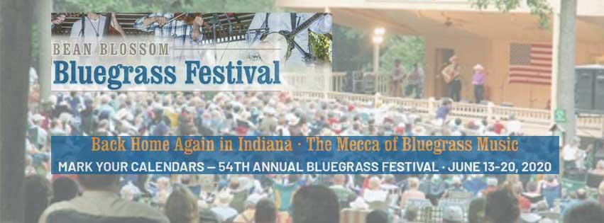 Bean Blossom Bluegrass Festival