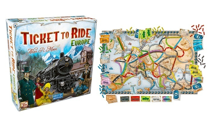 Board Games For Travel Gift Ideas