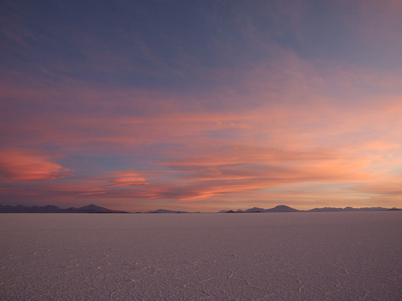 Bolivia Salt Flats- Safest Countries in latin America